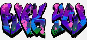 Fuckyougraffiti
