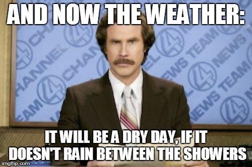 weatherforecastmeme